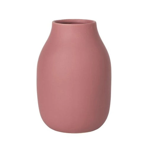 Rose Pink Vase Small