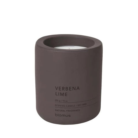 Blomus Large Verbena and Lime Scented Candle