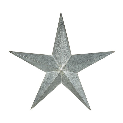 Zinc Barn Star Large