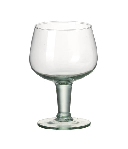 Recycled Glass Gin Goblet