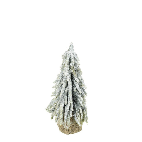 Snowy Christmas Tree Small