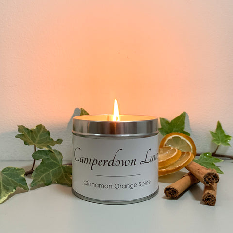 Camperdown Lane Winter Candle
