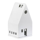 Porcelain Light Up House Small