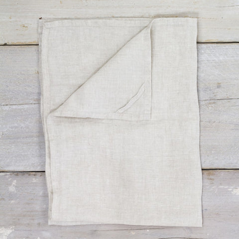 Linen Teatowel in Natural