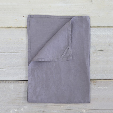 Linen Teatowel in Grey
