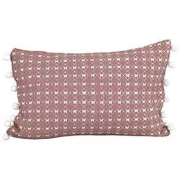 Butterfly Cushion in Pink