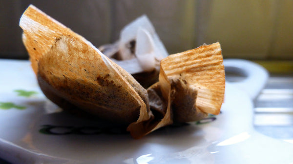 Did You Know Teabags Contain Toxic Material?