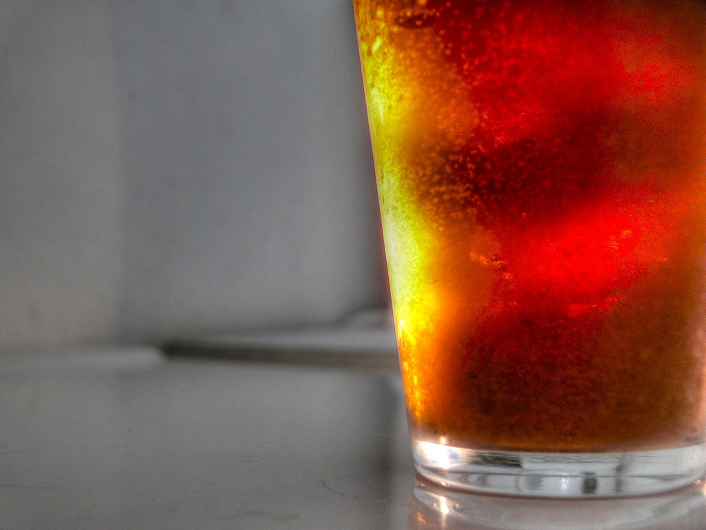 How to Make Delicious Iced Tea in Less Than 5 minutes