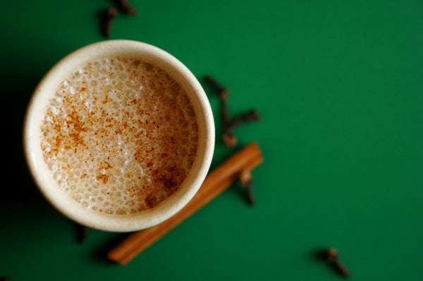 Kick Up Your Eggnog With Chai