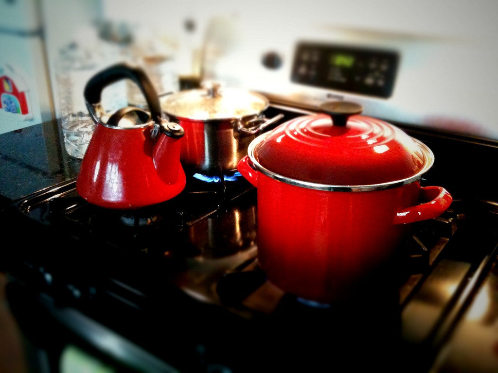 Why Black Tea Needs to be Steeped with Boiling Water