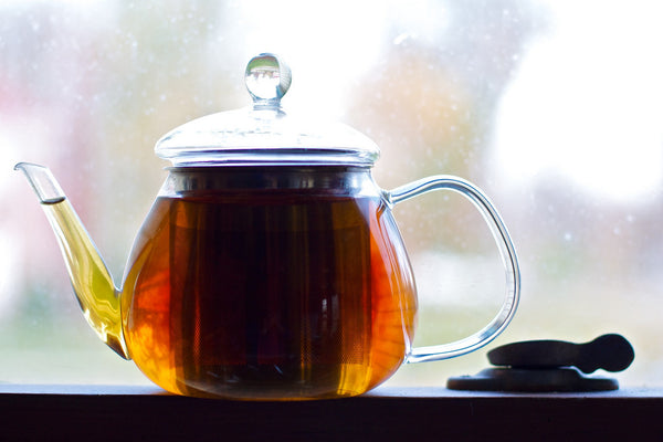 How your teapot can ruin your perfect cup of tea