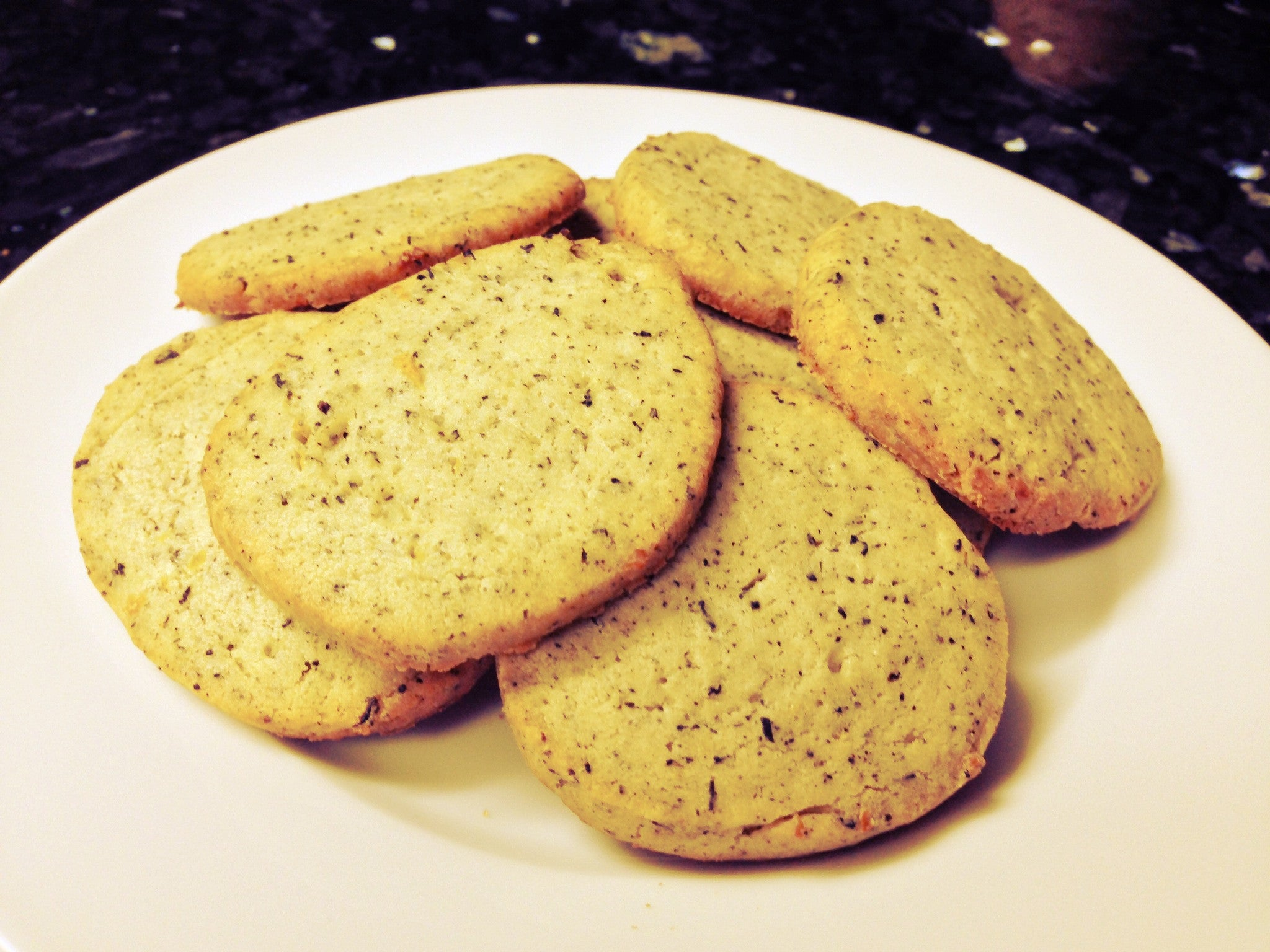 Earl Grey Tea Cookies: Perfect for the Holidays