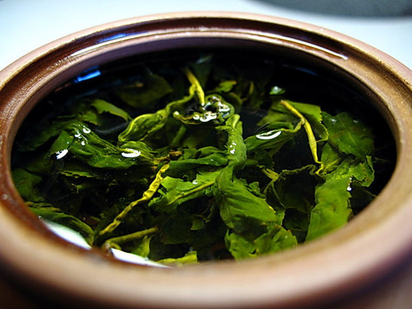 Tie Guan Yin - Oolong from the Gods