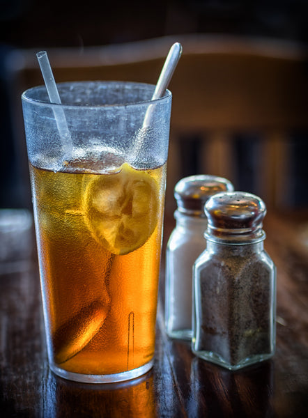 The Best Way to Make Gallons of Iced Tea
