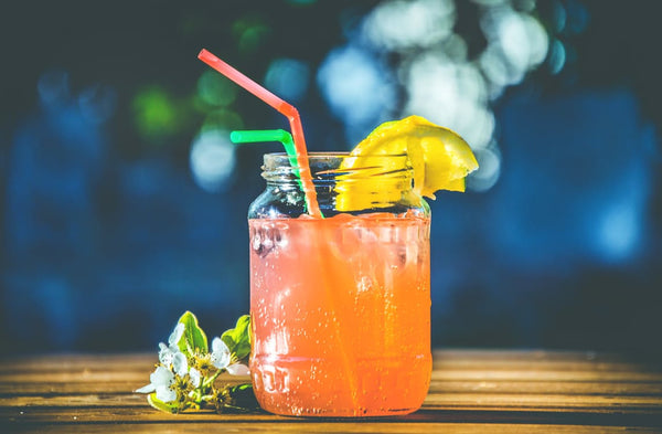 Rum and Iced Tea - Perfect for Porch Sippin'