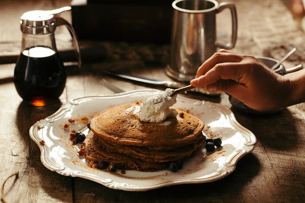 Treat Mom This Sunday With An Amazing Chai Buttermilk Pancake Recipe!