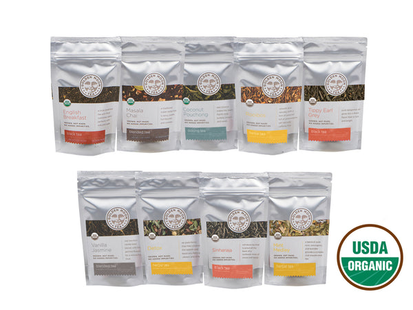 Nine Tea Sampler