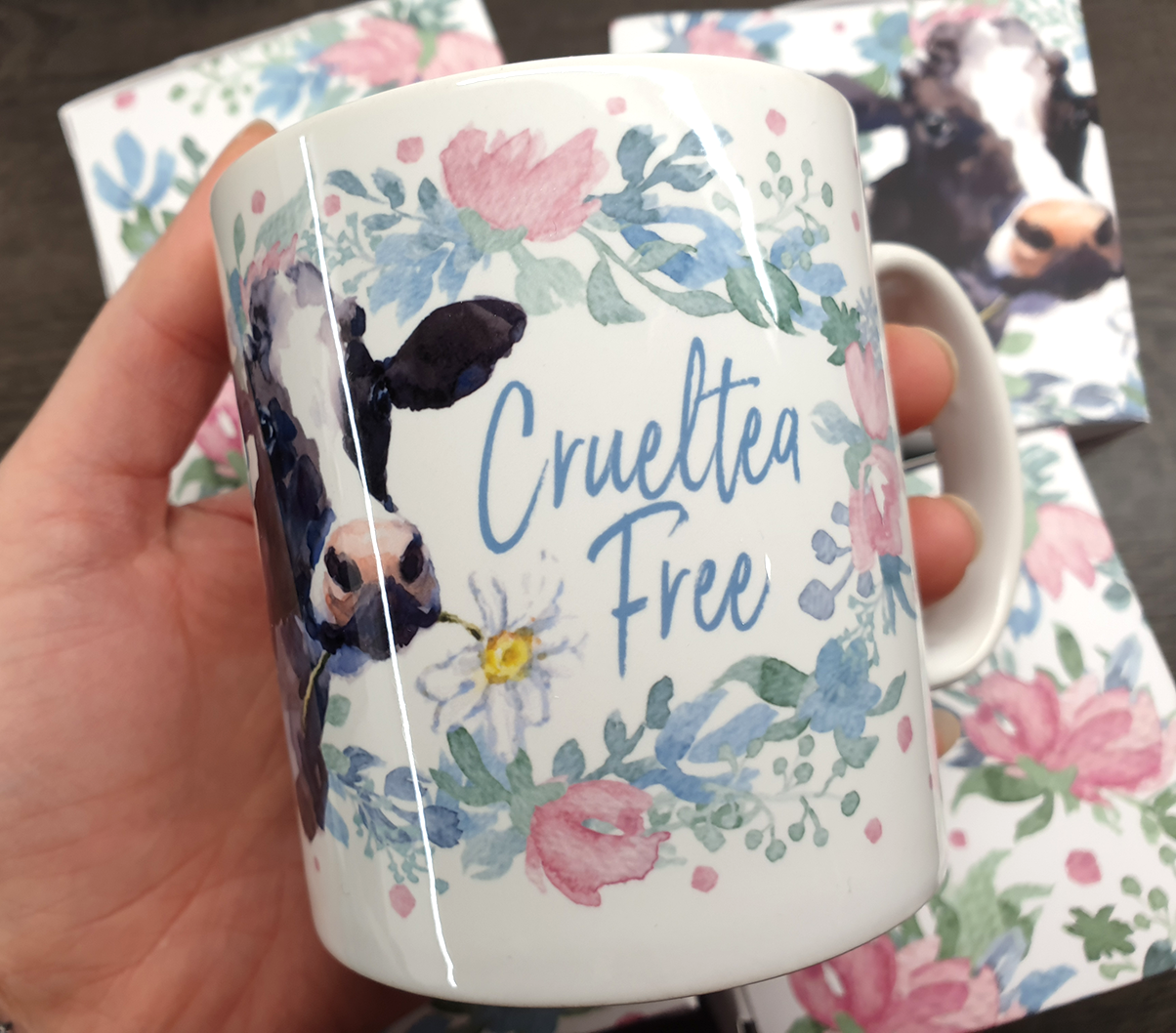 'Crueltea Free' Mug and Gift Box