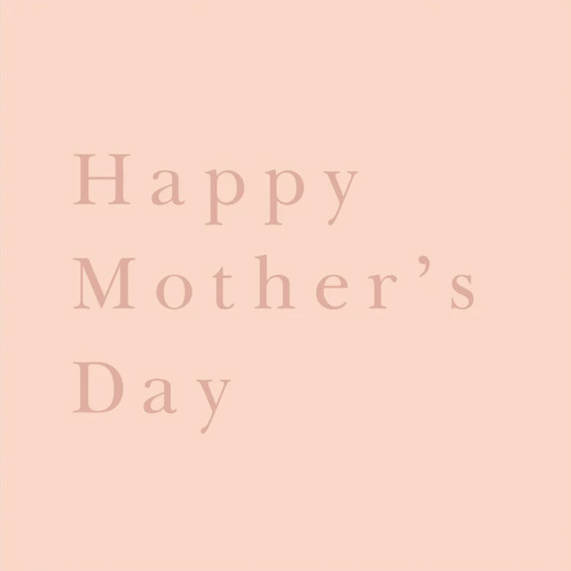 Mother's Day! - Soy Candle - Happy Mothers Day