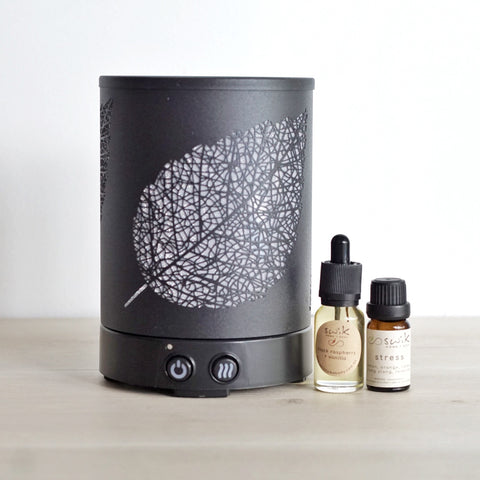 Ultrasonic Diffuser ~ Jumbo Leaf