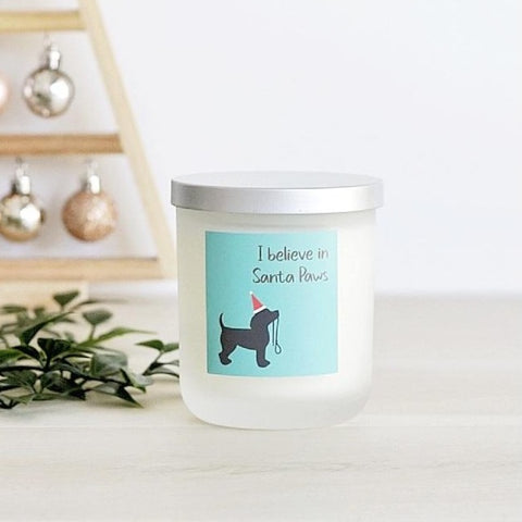 Candle ~  Christmas Collection ~ Furry Xmas