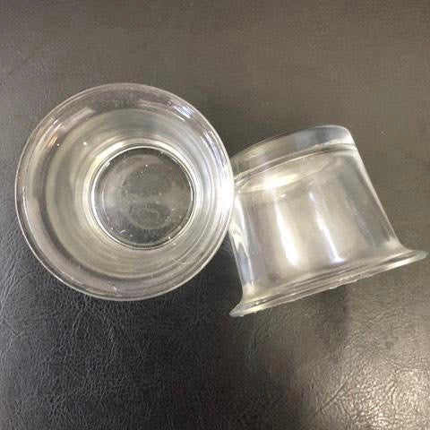 Glass Dish for Touch Lamp Burner