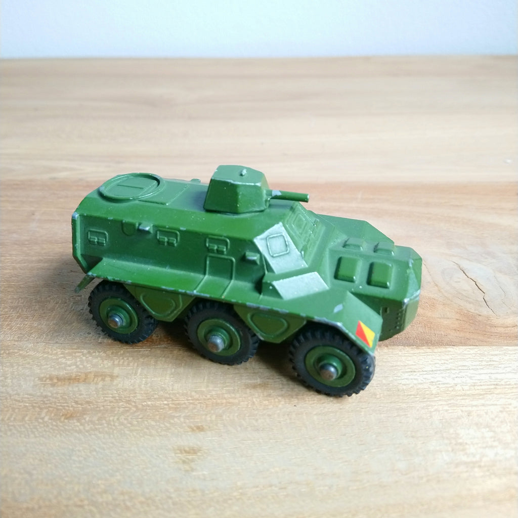 Dinky Toys Armoured Personnel carrier
