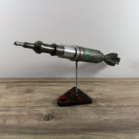 MM Design 'The Rocket' - recycled junk art