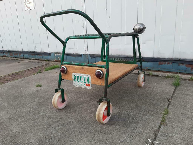 Hotrod trolley