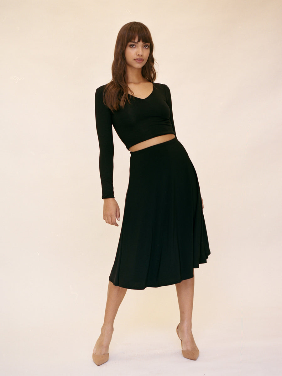 Court Skirt - Silhou