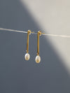 Edna Pearl Earrings - Silhou