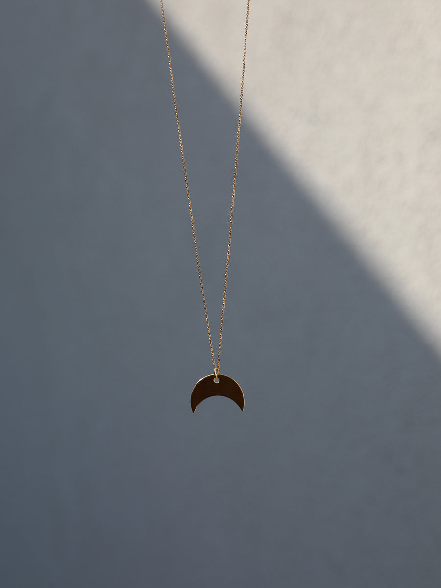 Luna Necklace - Silhou
