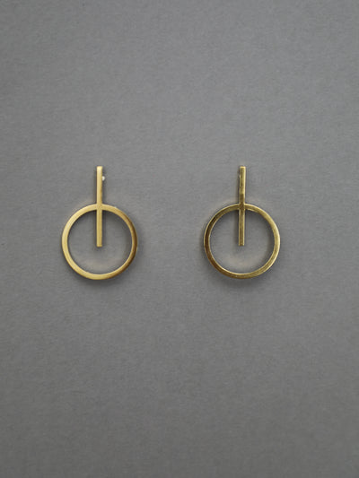 Pablo Earrings - Silhou