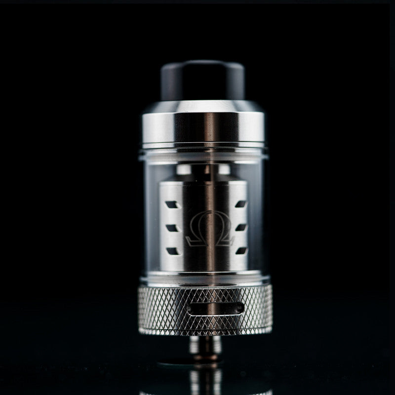 The Tanker By Rig Mod - Stainless Steel