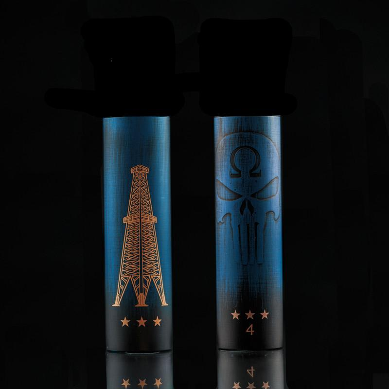 Limited Edition Blue V3 Rig Mod V3 Roughneck Punisher Set