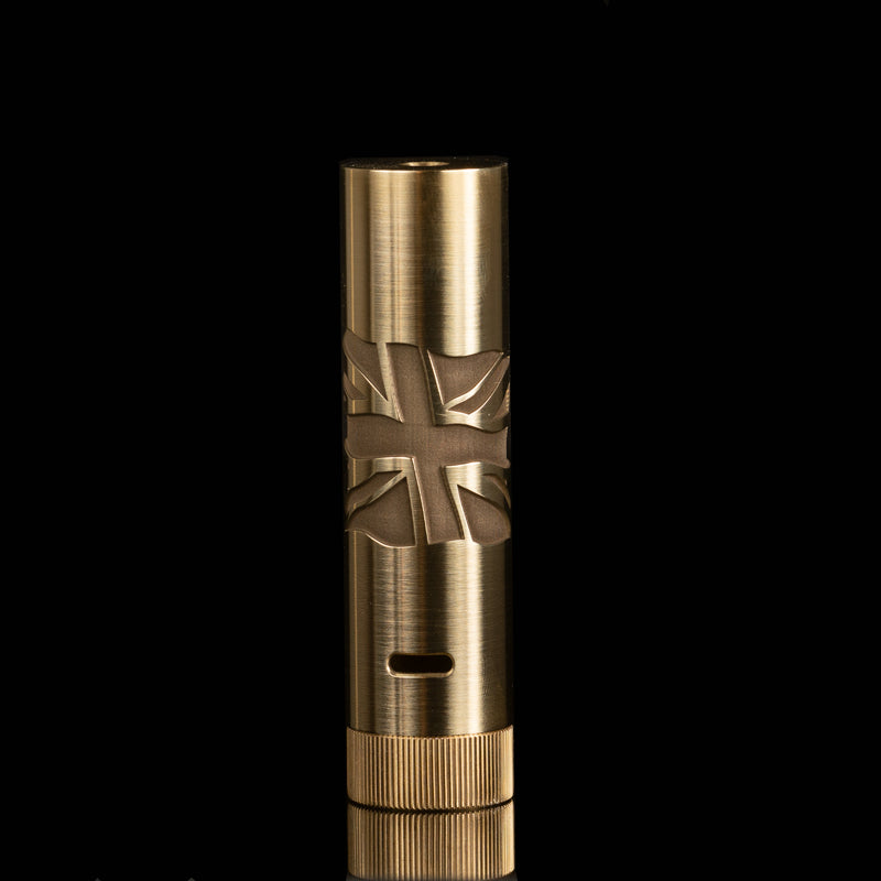 Outlaw 20700  Brass Union Jack