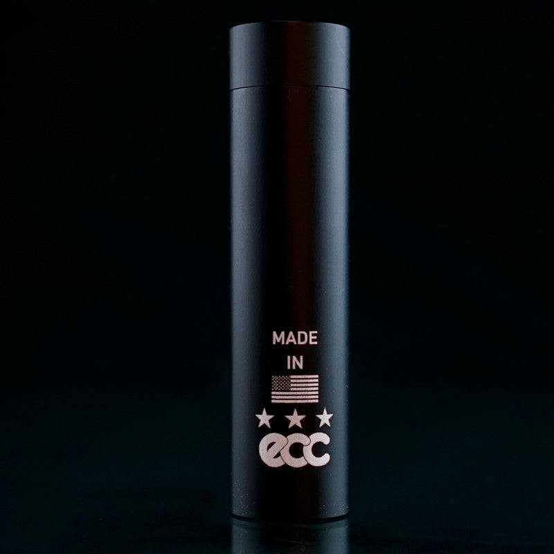 ECC Edition V3 - Black - Vaping American Made Products
