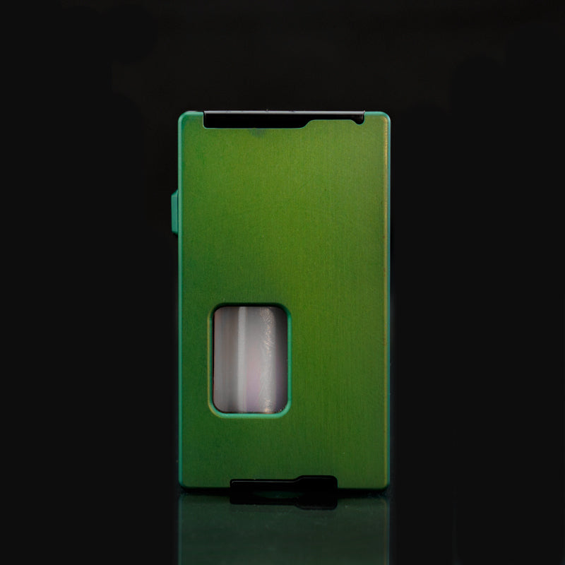 VapeAMP Squonk Box By Rig Mod - Green