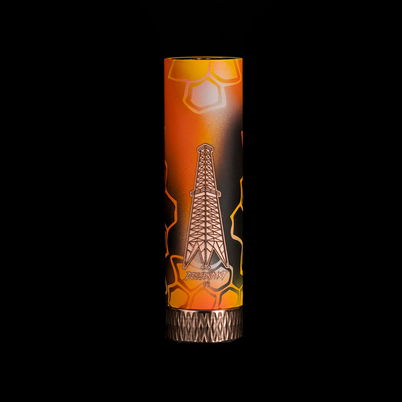 Descendant Phoenix Dragon Scale - Vaping American Made Products