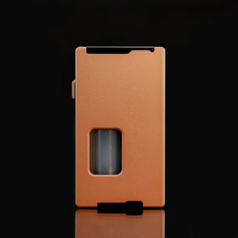 VapeAMP Squonk Box By Rig Mod - Rose Gold
