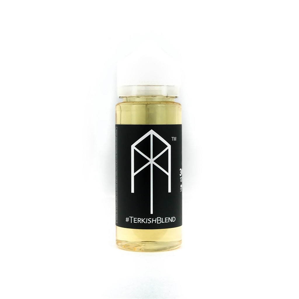 TERKISH BLEND 3MG 120ML