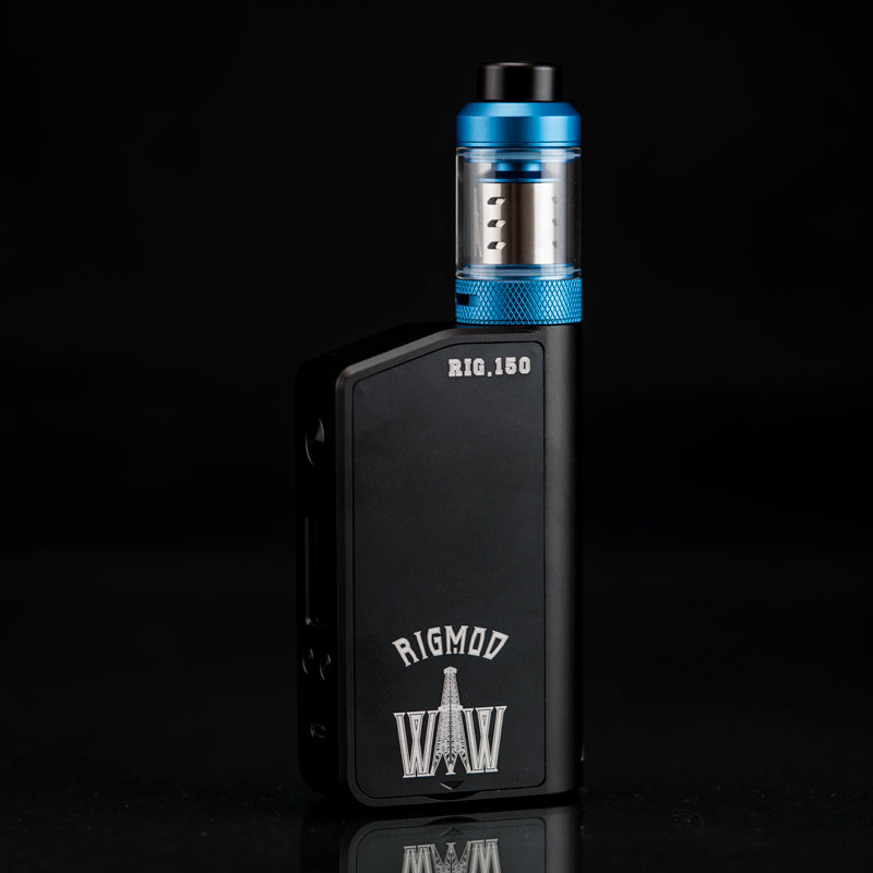 L.E. WW 150W BOX & BLUE TANK