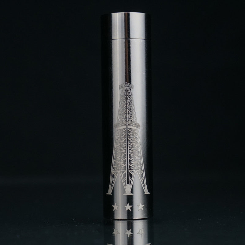 V3 - Brushed Nickel - Vaping American Made Products