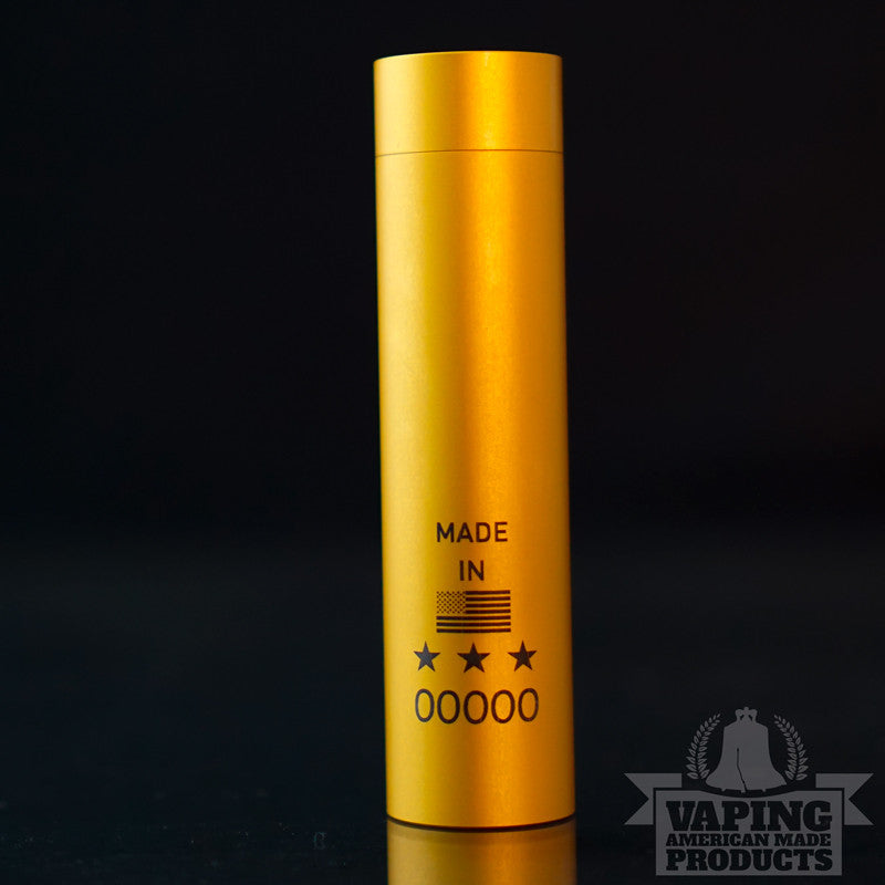 V3 - Gold - Vaping American Made Products