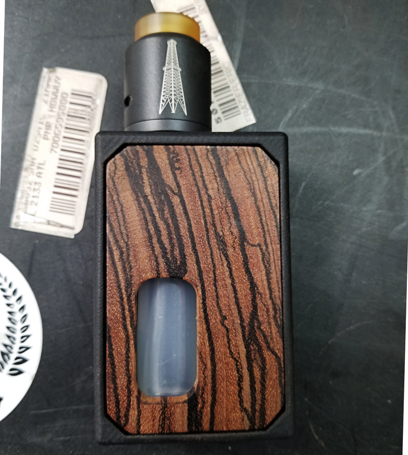 3D Printed Squonk Mod 2 and Model 41 RDA