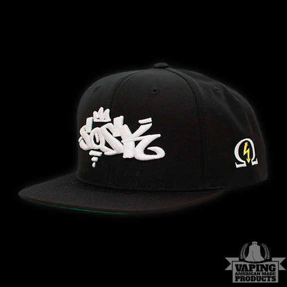 The Brooklyn Clouds Snapback - Vaping American Made Products