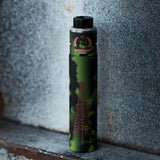 V2 Rig - Zombie Green and Black Skull Camo - Rig Mods - vapeampstore - 5