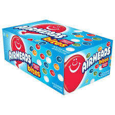 Airheads Fruit Bites Mixed 2oz/ 18 count