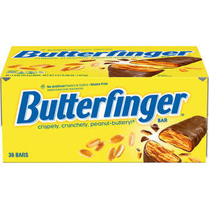 Butterfinger Bars 36 ct