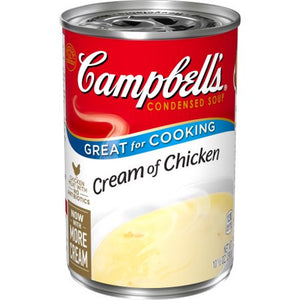 CAMPBELL'S CREAM OF CHICKEN SOUP 10.75 OZ
